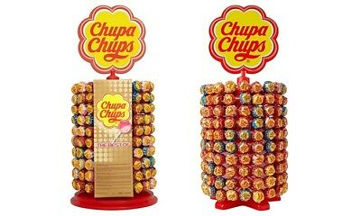 CHUPA CHUPS Assorted Lollies Fruit Flavoured MIX Choose your amount WHEEL