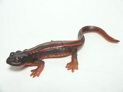 Retired Kaiyodo Animatales Choco Q Sword-tail newt mini figure figurine normal