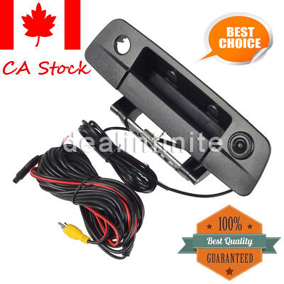 Backup Camera w/ Tailgate Handle for Dodge Ram 2009-2017 CAN Local Fast Shipping