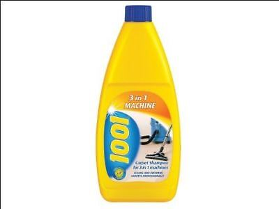 1001 3-In-1 Machine Carpet Shampoo 500ml - Suitable For All Machines