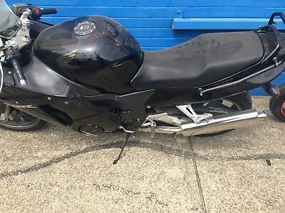 Honda Cbr 1100 Xx / Blackbird  (Injected) - Bare Engine  - Used - 57000Km