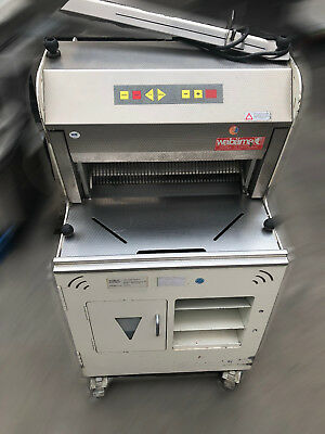 Brotschneidemaschine, Wabäma Brotmaschine, Signa Elektronik 460.10