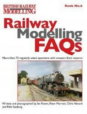 British Railway Modelling RAILWAY MODELLING FAQs Book BRM6