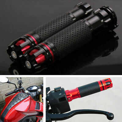 """Pair 7/8"""" 22MM Motorcycle Handlebar Switch Horn Headlight Light ON OFF Control"""