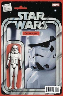 Star Wars #7 Stormtrooper Action Figure Variant