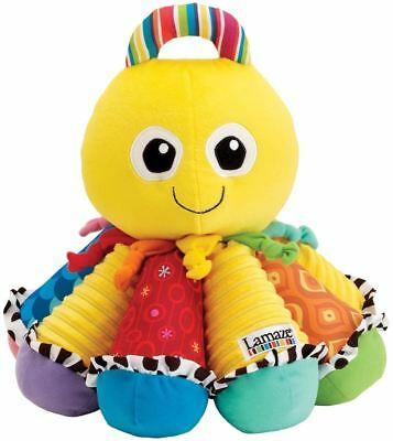 Lamaze Octotunes Baby Musical Soft Toy