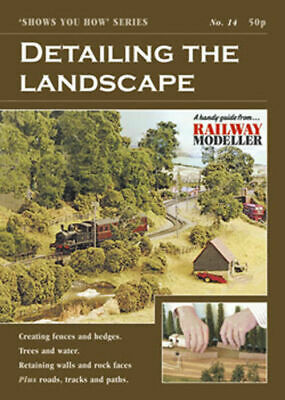 Peco No 14 Detailing the Landscape Model Railway Booklet SYH14