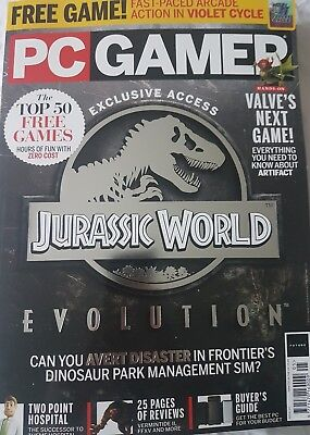 Pc Gamer Magazine Issue 317