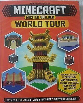 Independent And Unofficial Minecraft Master Builder World Tour