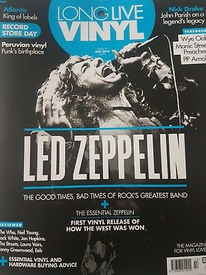 Long Live Vinyl Issue 14 May 2018