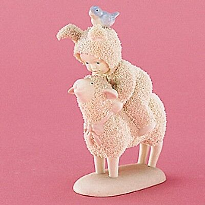 Dept 56  Snowbunnies  Ewe Haul