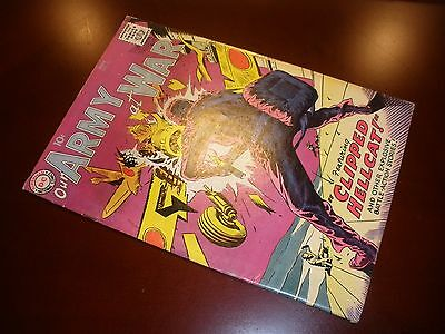 DC Comics Our Army at War # 76 Higher Grade 6.5-7.5