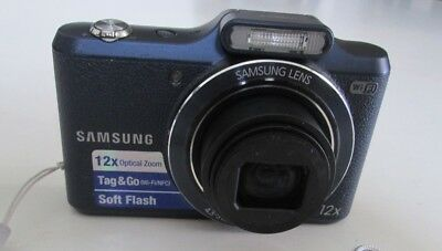 SAMSUNG WB SERIES WB50F 16 2MP Digital Camera - Blue
