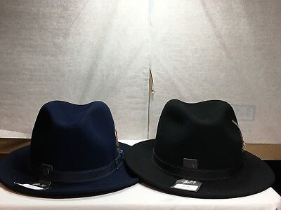 New with Tag Bailey of Hollywood Fairbanks Fedora Men's Hat