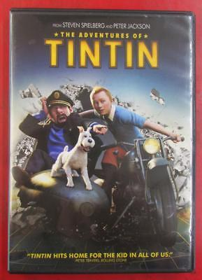 The Adventures of Tintin (DVD, 2012) ~122