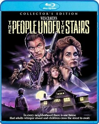 People Under The Stairs 826663159516 (Blu-ray Used Like New)