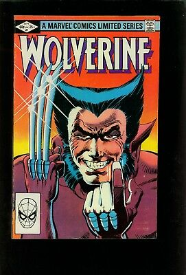 Wolverine Limited Series 1 FN 6.0