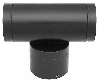 NEW Vista Ii One Light Up / Down Light in Black with Transformer
