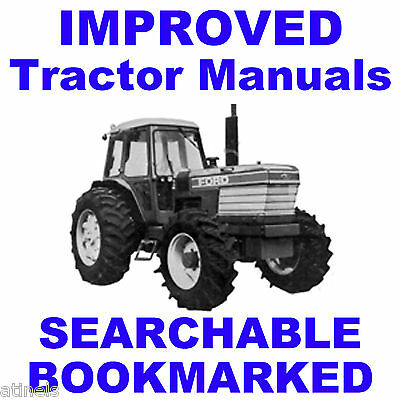 ford tractor 8000 9000 8600 9600 service manual 19 99 picclick rh picclick com Ford Tractor Parts Diagram 1928 Ford Tractor Repair Manual