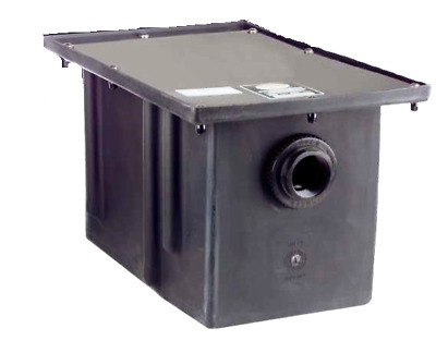 20 GPM 40 lb Commercial Grease Trap PDI Certified - Ships Today!!
