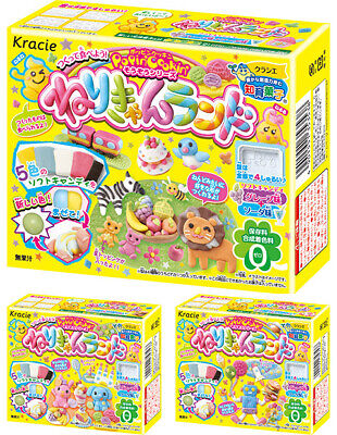 KRACIE POPIN COOKIN SOFT CANDY KIT. DIY/make Japanese soft candy. Poppin cookin