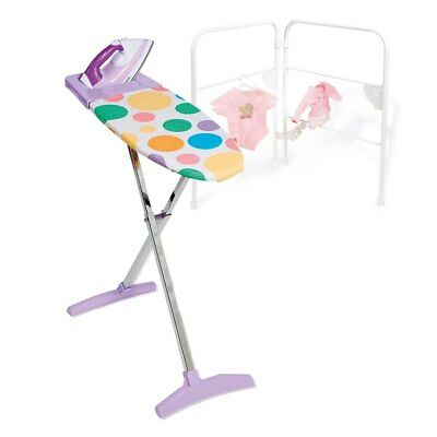 Casdon Ironing Set (Inclusive of Hangers and Laundry Rack)