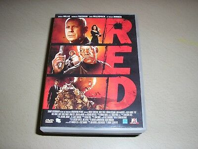 "DVD,""RED"",bruce willis,morgan freeman,john malkovich,helen mirren"