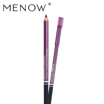 Cosmetics Eyebrow Liner With Comb Waterproof Long Lasting Makeup Eyebrow Pencil
