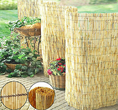 Natural Fence Garden Screening Fencing Panel Privacy Screen Roll Outdoor 1.5Mx4M