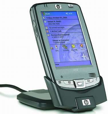 HP iPAQ hx2110 PDA withall accessories & Windows Mobile 2003 SE installed