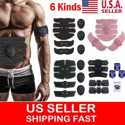 Ultimate ABS Simulator EMS Training Body Abdominal Arm Muscle Exerciser Home