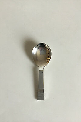 Georg Jensen Parallel Sterling Silver Sugar Spoon No 171