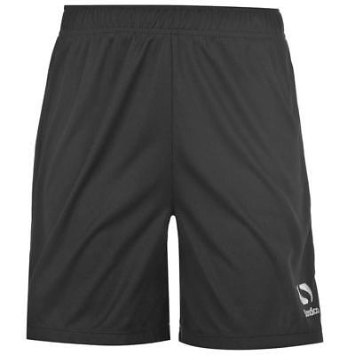 Sondico Boys Junior Core Football Shorts BNWT Age 9-10 Years RRP £13.98 Black