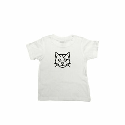 Bandit Cat | KIDS T-SHIRT - Cat Pet Animal Cute