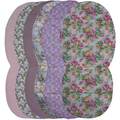 Reversible Seat Liners for Icandy Peach Pushchairs - Pink Designs