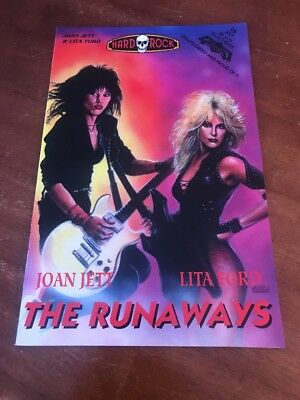 The Runaways Issue 16 (Hard Rock)
