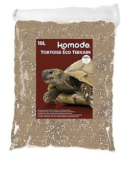 Tortoise Bedding Substrate Soil Underwater DIgging Natural Sand Eco Friendly 10L