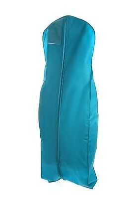 Turquoise Breathable Cloth Wedding Gown Dress Garment Bag
