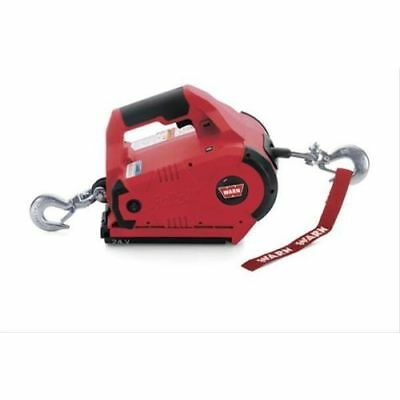 Warn 885030 PullzAll Cordless Lifting and Pulling Tool Winch, 24V, - 1,000 lbs.