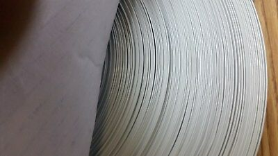 40 Conductor Gray Flat Ribbon Cable 250' spool  NEW