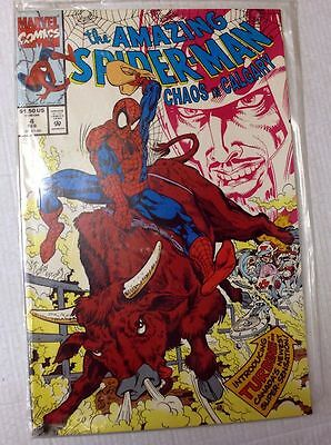 Marvel Comics the Amazing Spider Man 1/4 Complete 1993 Book English New