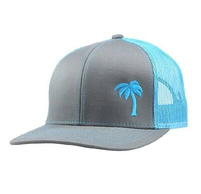 97c0ff4c91ef4d LINDO TRUCKER HAT Palm Tree - $37.99 | PicClick