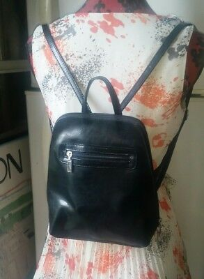 """""""cabrelli""""  Backpak Blk Like New Used Once Adj Straps  Rrp Sale $79.99"""