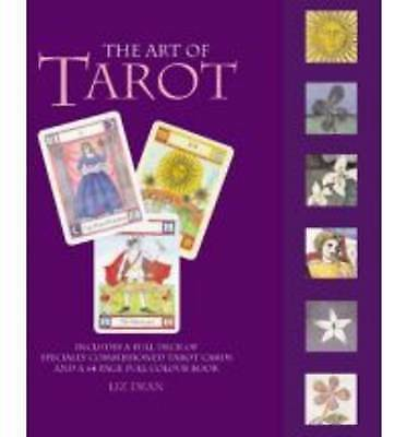 The Art of Tarot by Liz Dean (NEW & Sealed)