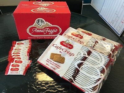 Anna Faggio Cafe Biscuits - Individually wrapped