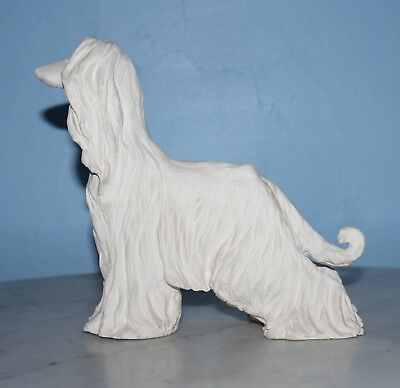 Afghan Hound Sculpture by Alice Blank