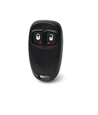 DIGITAL SECURITY  DSC WS4949 WIRELESS 433MHZ 2-BUTTON REMOTE FOB Lock Unlock