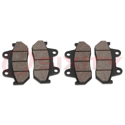 Front Ceramic Brake Pads 1983-1986 Honda VF1100C V65 Magna Set Full Kit  ts