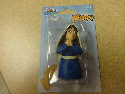Mary figure biblical bible religious toy lord church heaven