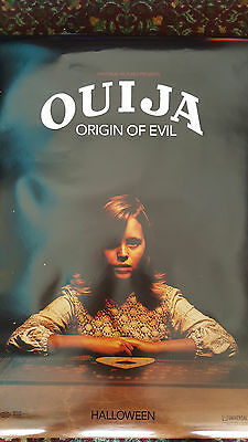 QUIJA: ORIGIN OF EVIL Original Movie Poster 27 x 40 DS Authentic